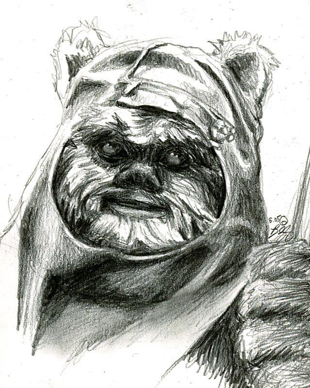 wicket sketch by bamboleo
