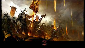 Guild Wars 2 WvW Wallpaper