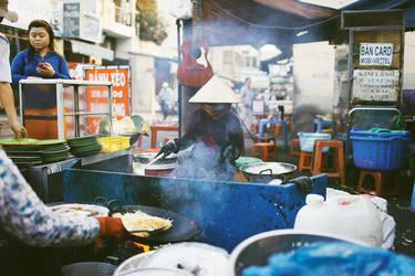 Vietnamese Pancake maker