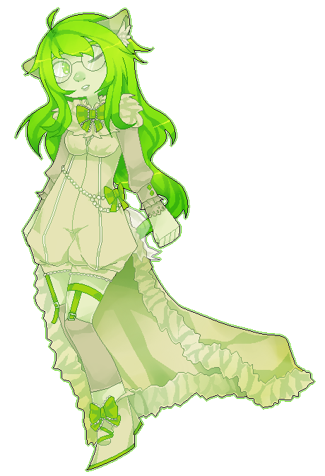 Jadesprite by Kuripu