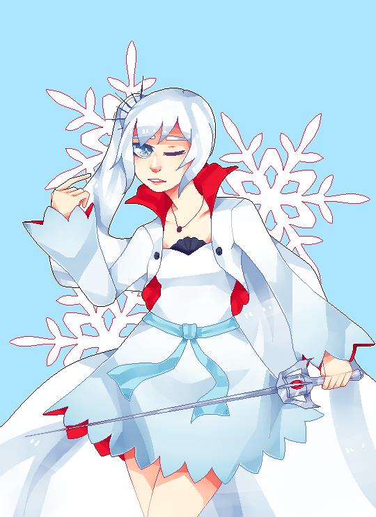 Weiss Schnee by Kuripu