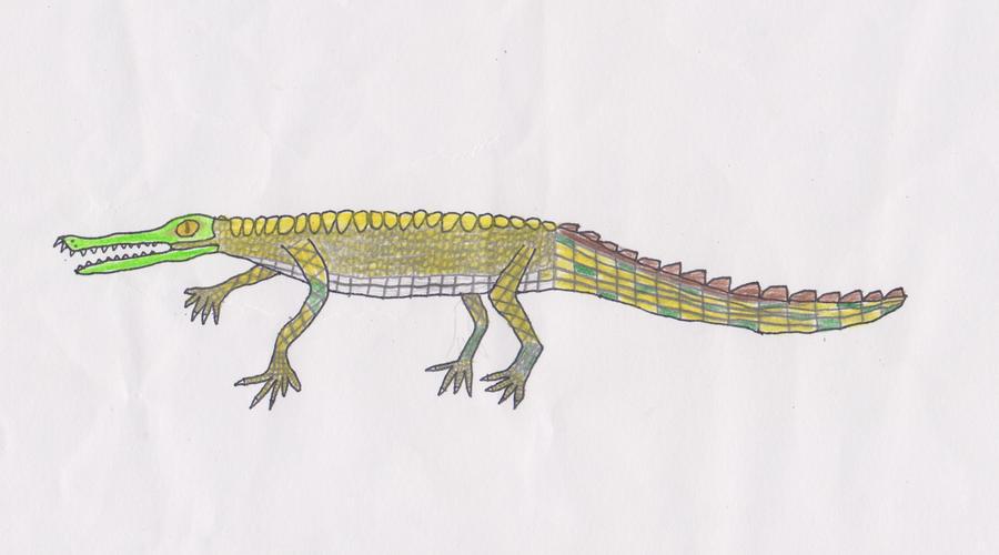 Anatosuchus minor by Tyrannotitan333 on DeviantArt