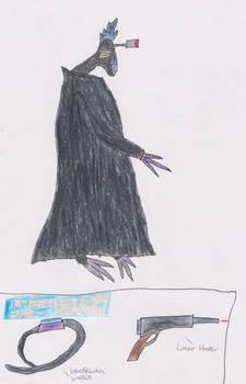 Scientist Antagonist