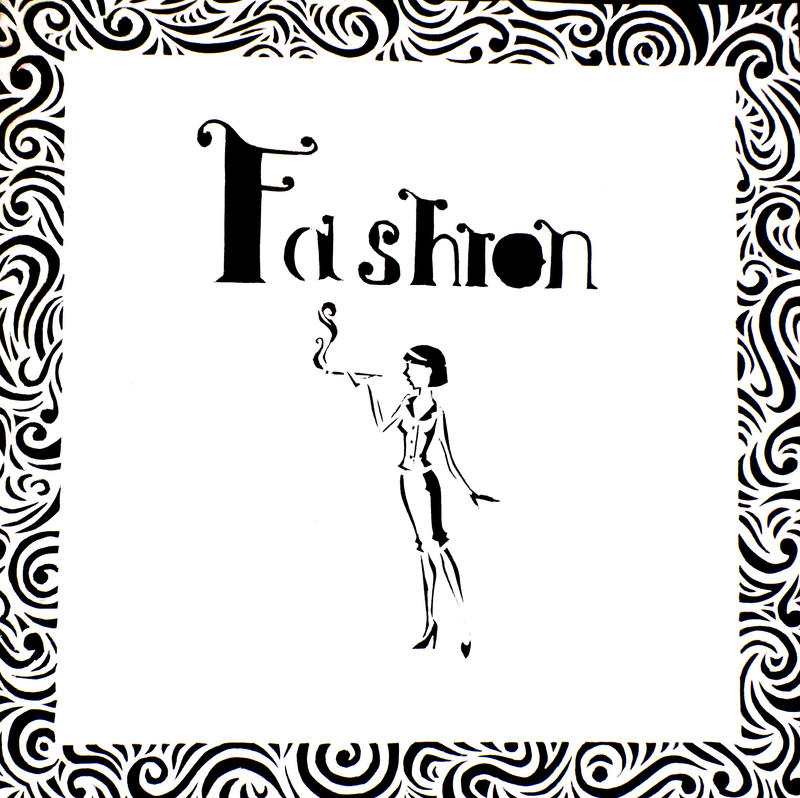 Fashion Book Cover Quest : Fashion book cover by aliceterrarium on deviantart
