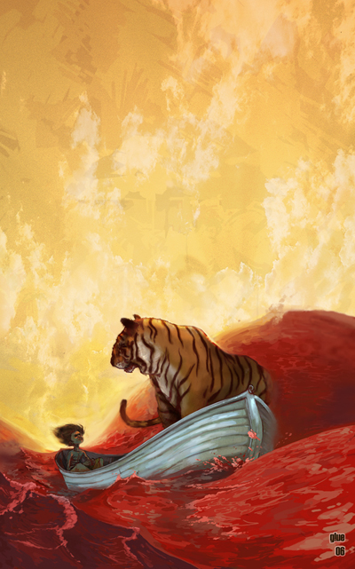 Life of Pi by gluecifer