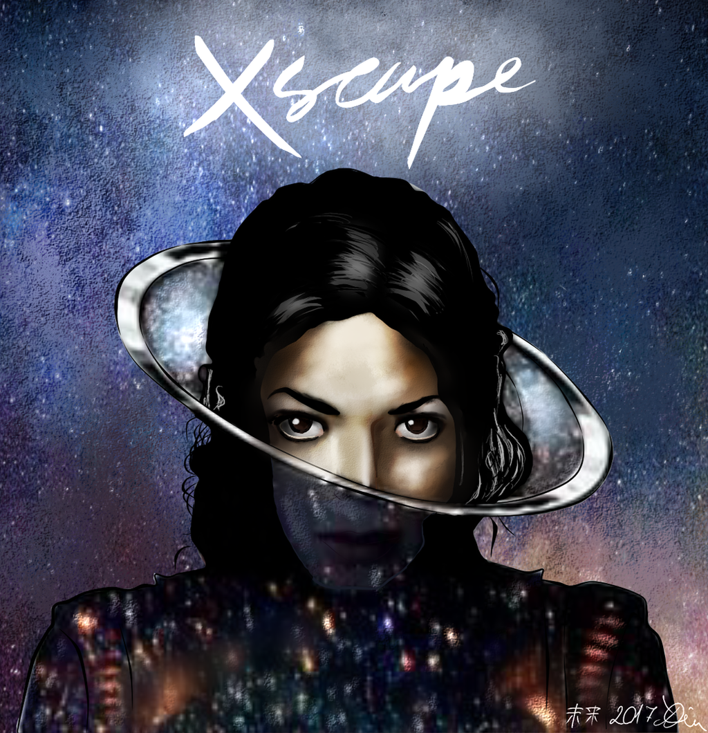 Michael jackson xscape album cover hd