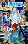 Cover to Neon issue one
