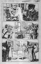 Green Hornet pg.1 by afromation