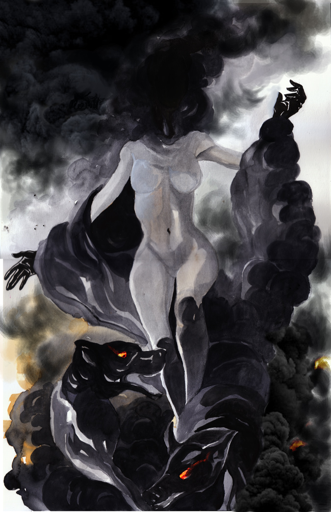 Smoke by afromation