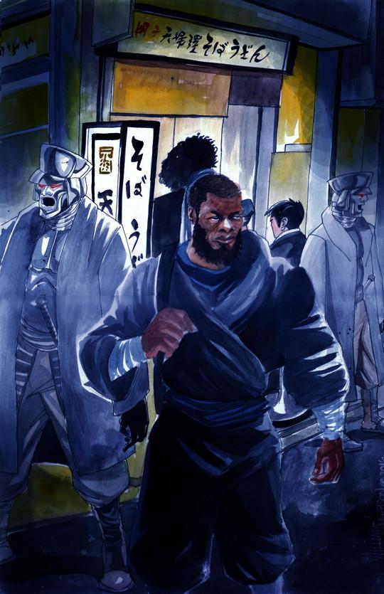 Malek of Yin and Yang