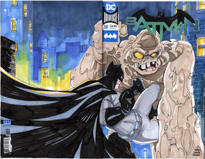 Bats vs. Clayface