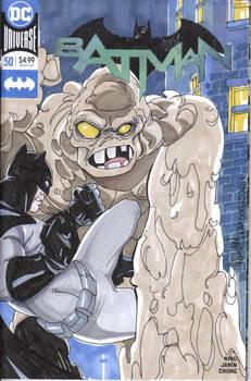 Bats vs. Clayface