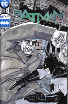 Bats vs. Grundy cover