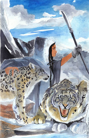 Leopard Tamer