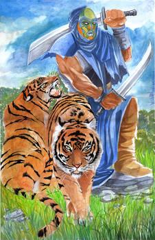 Zadar the Tiger Keeper