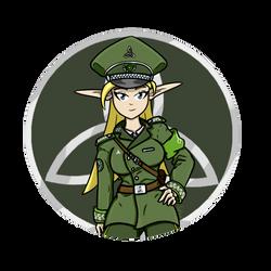 Sylvan General by Mizu-chanPL