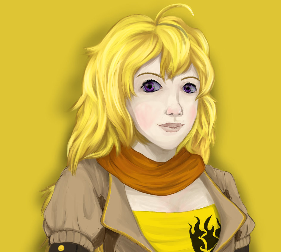 Yang Xiao Long Wallpaper: Yang Xiao Long By CyclonicCyance On DeviantArt