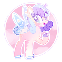 I believe in fairies || AUCTION || CLOSED by Princess-Berri