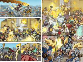 Pandora Pages 3-4