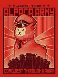 Alpaca Army!