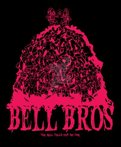 Bell Bros! by savagesparrow