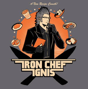 Iron Chef Ignis