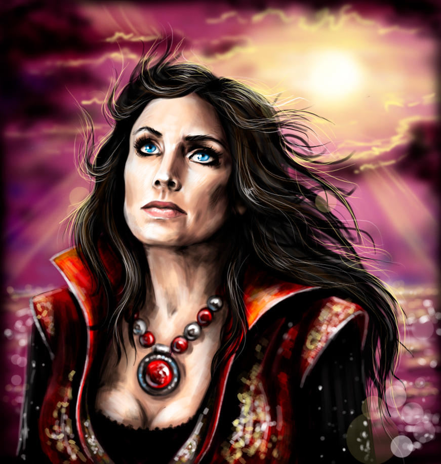 Ouat Wallpaper: Milah OUaT By Irrisor-Immortalis On DeviantArt