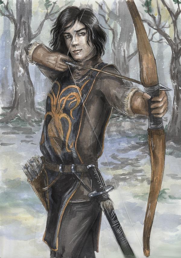 Theon Greyjoy by Irrisor-Immortalis
