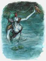 Mermaid by Irrisor-Immortalis