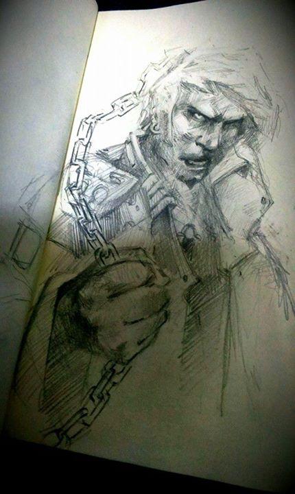 Rage by Artelfic
