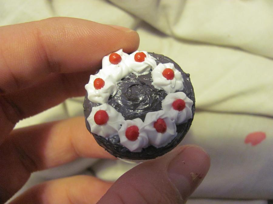 Portal Cake Deco Jar by Elvaneyl