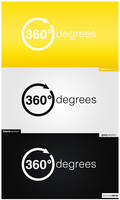 360 degrees logo by DoubbleD