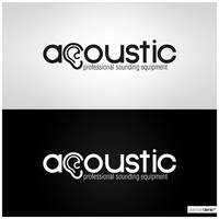 acoustic logo by DoubbleD