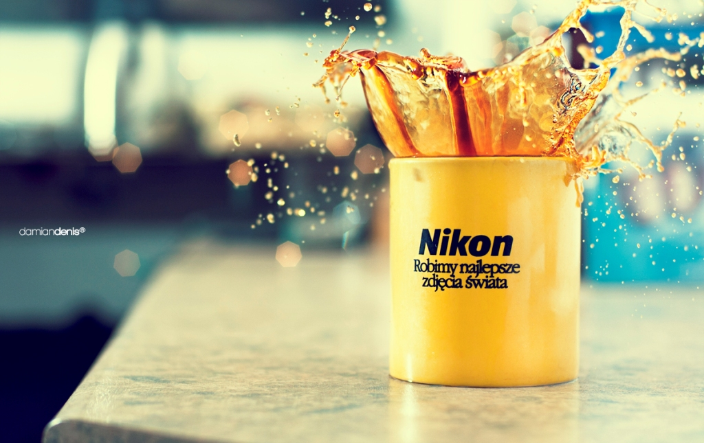 coffe nikon by DoubbleD