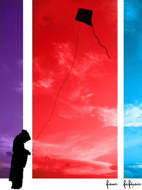 kite by fourfiftysix