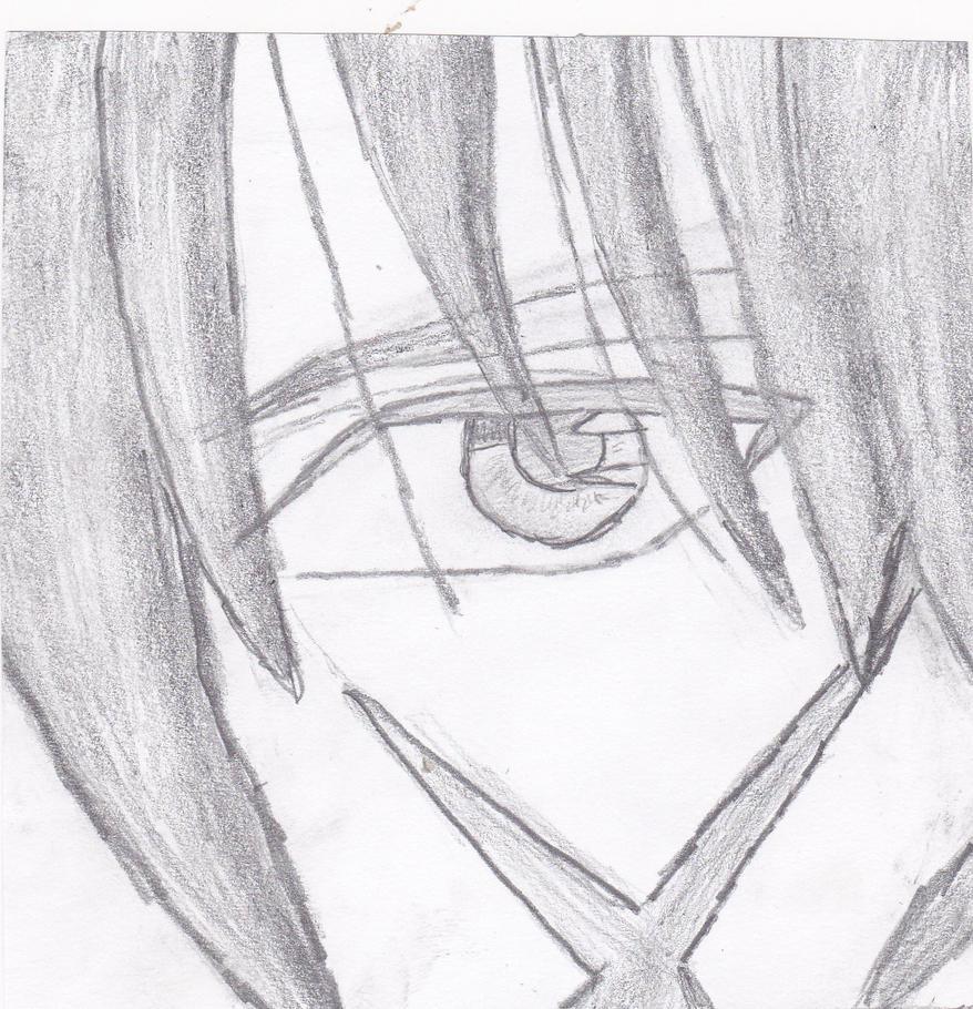 Kenshin's Eye Sketch 2 By Trees1225 On DeviantArt