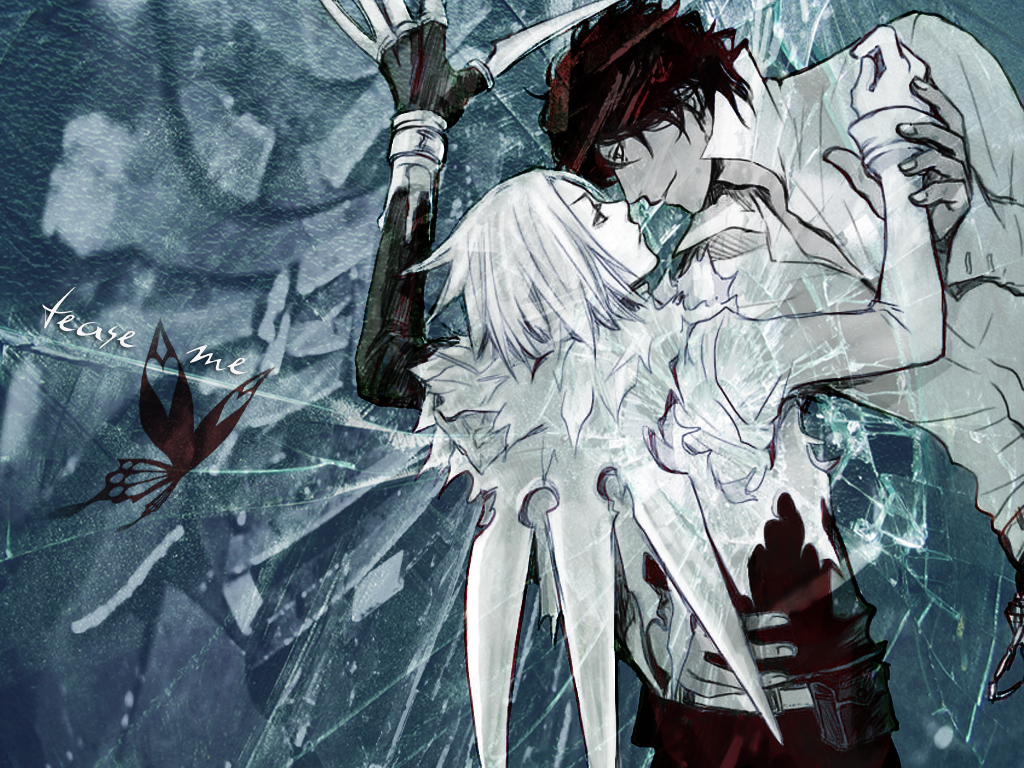 D gray man tykixallen tease me by ka mainari on deviantart - D gray man images ...