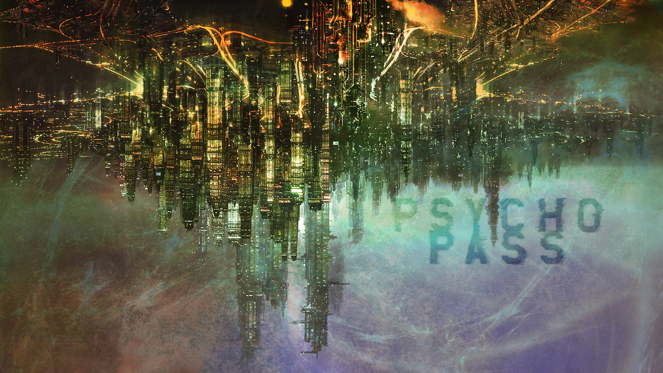 Group Of Psycho Pass Wallpaper City
