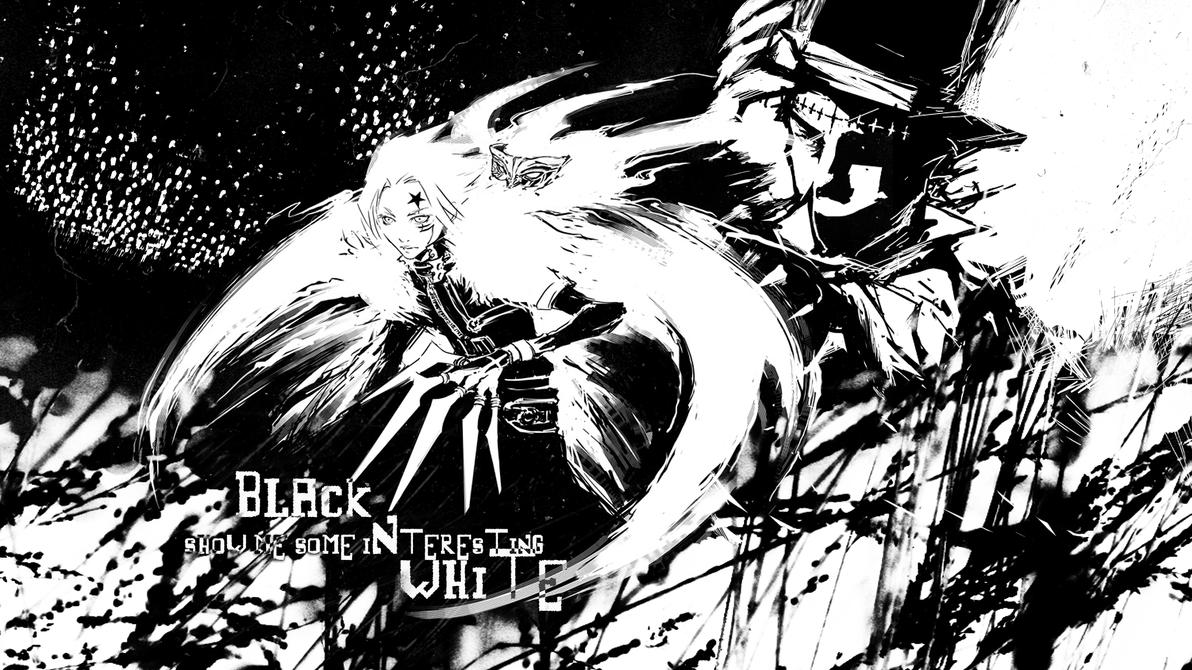 D.Gray-man TykixAllen Showtime by ka-mainari
