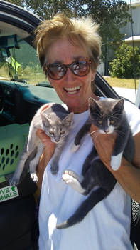 Adoption Success Story: SoulSilver and Boots