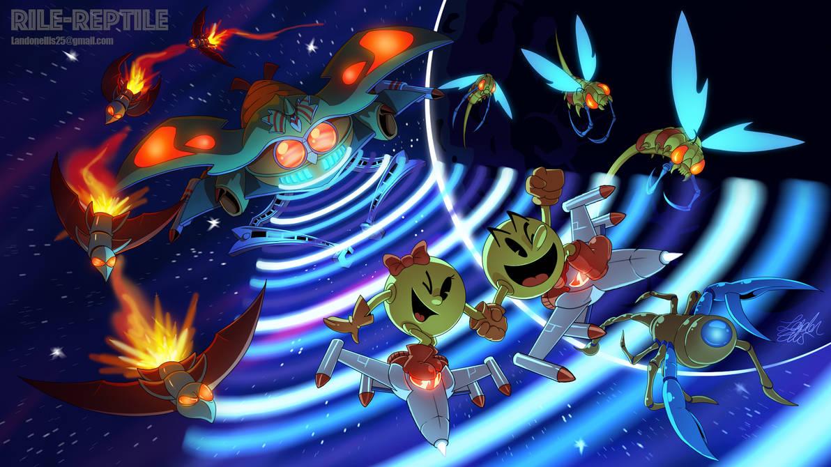 Galactic Waltz