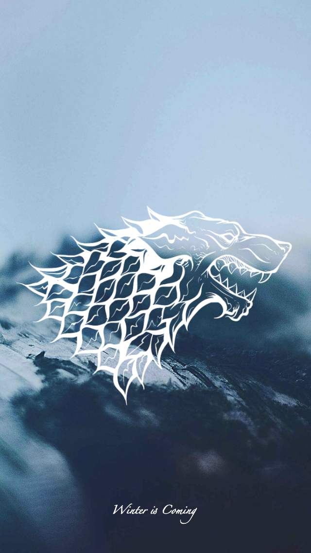 Game Of Thrones Wallpaper House Sigil Stark By