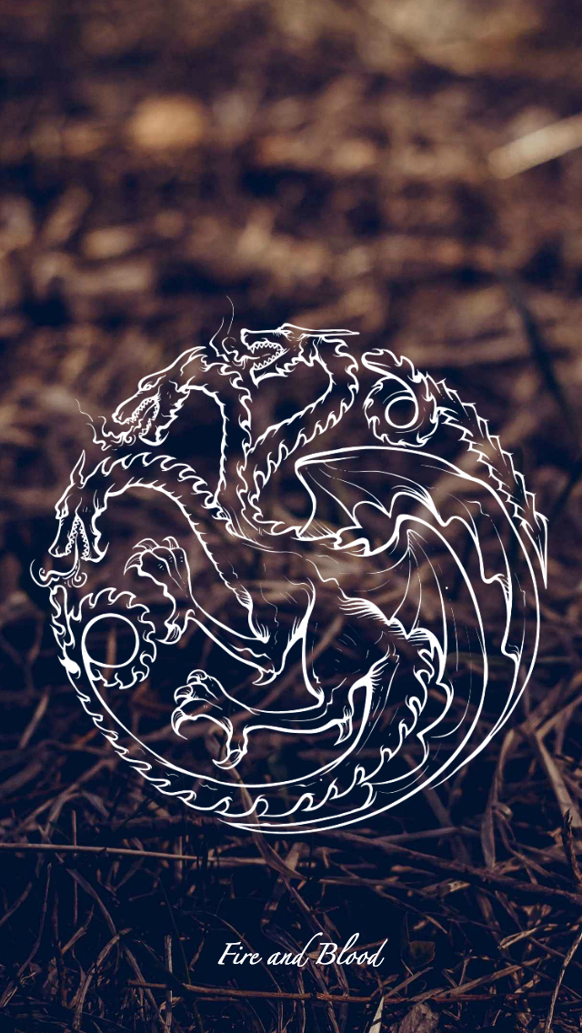 game of thrones wallpaper targaryen