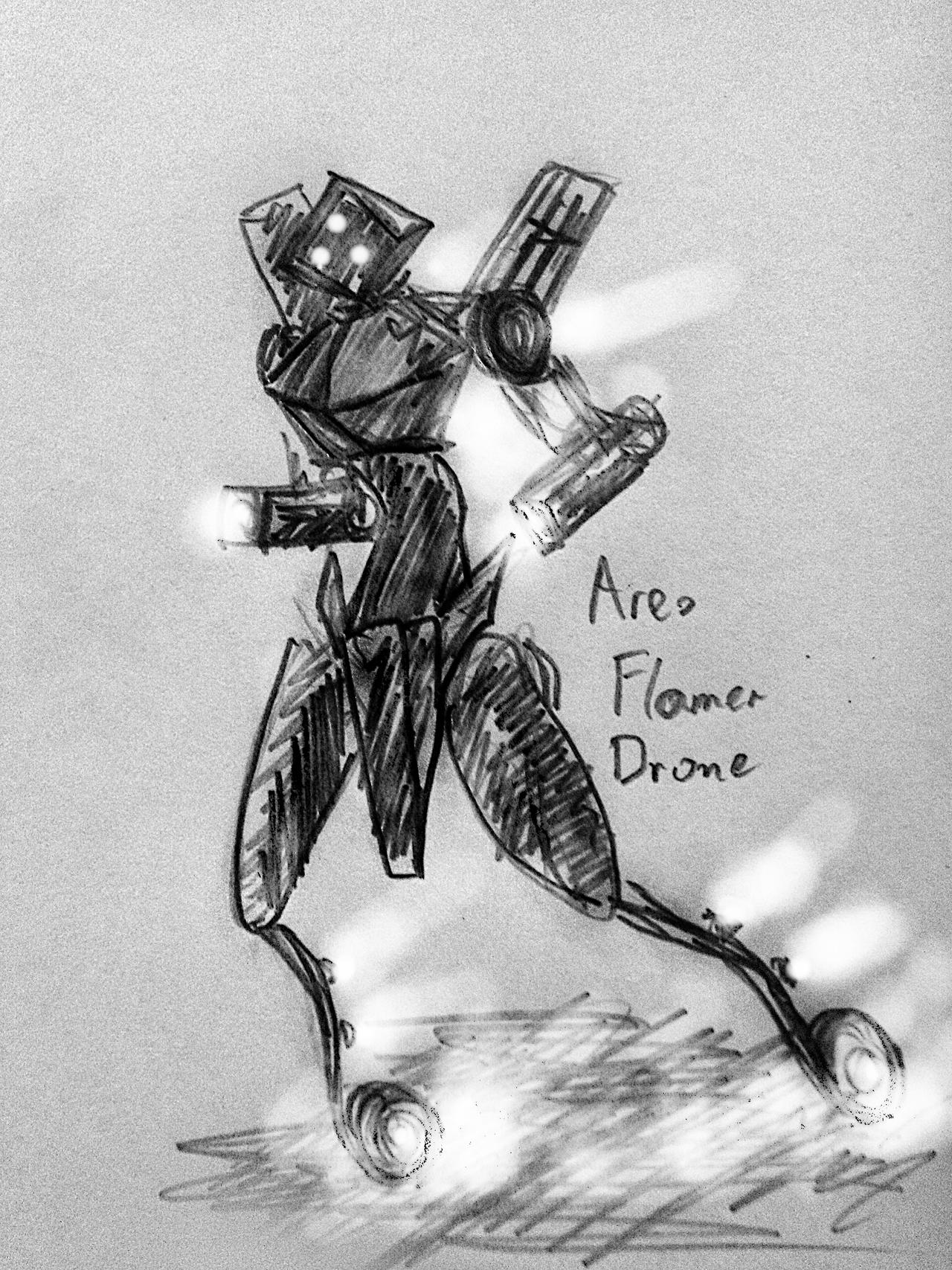 ares_flamer_drone_by_huginthecrowda_ddfy