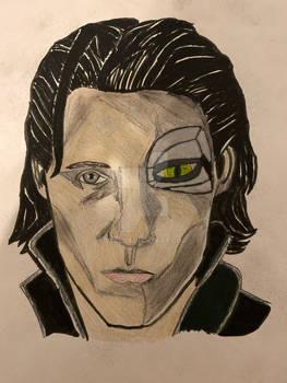 Celevon Self-Portrait