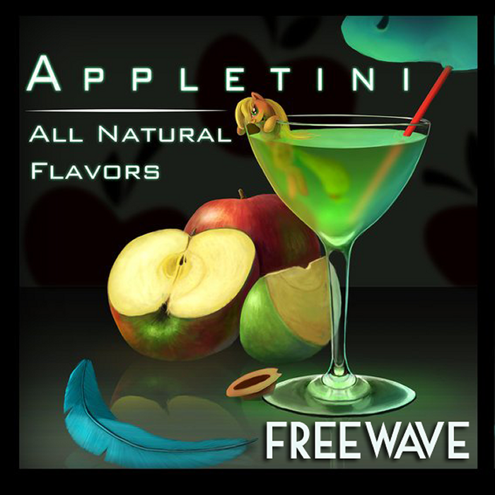 Appletini Cover by TheFreewave