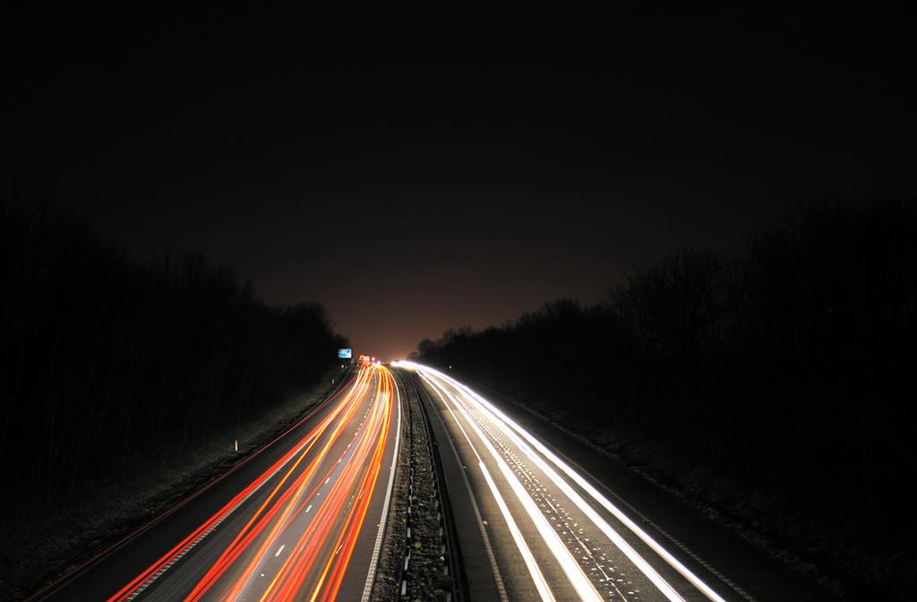 Motorway Edit by Haxonite