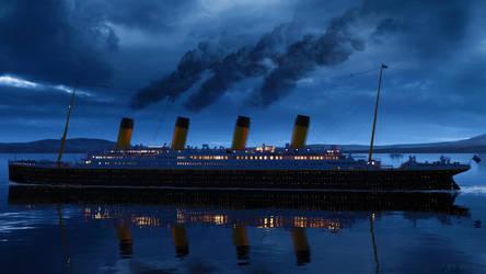 Titanic by JensDD
