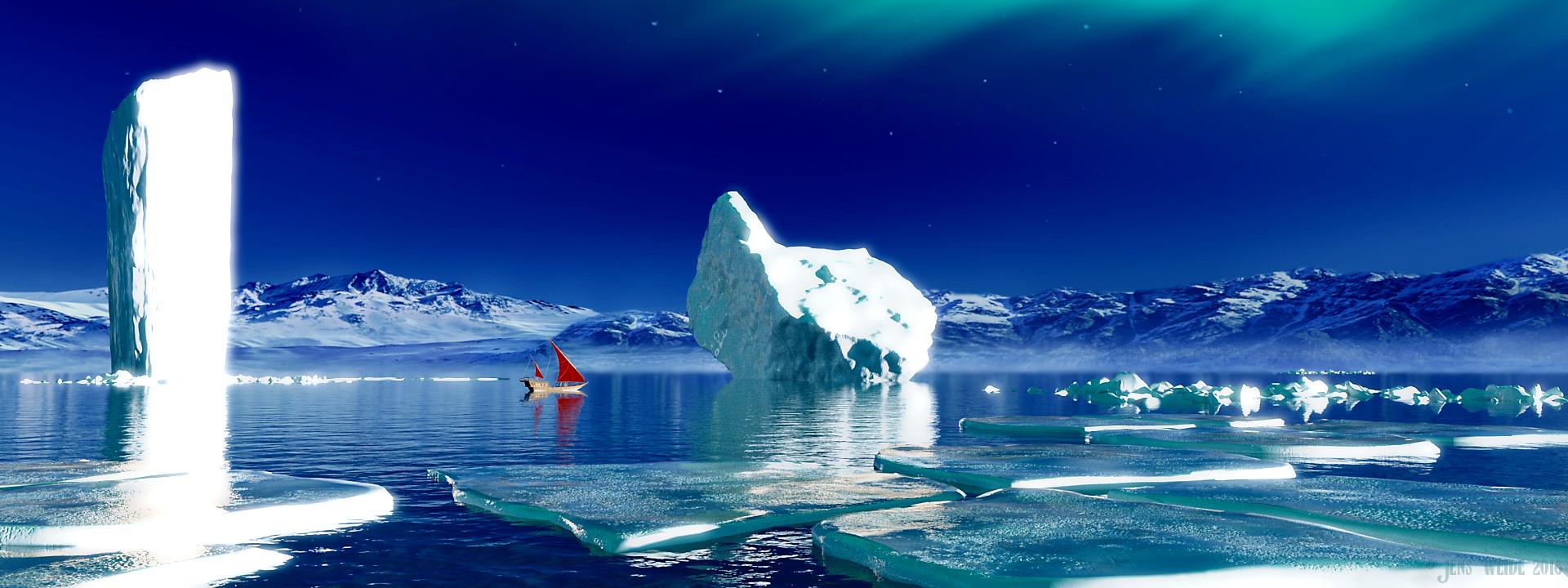 Iceland by JensDD