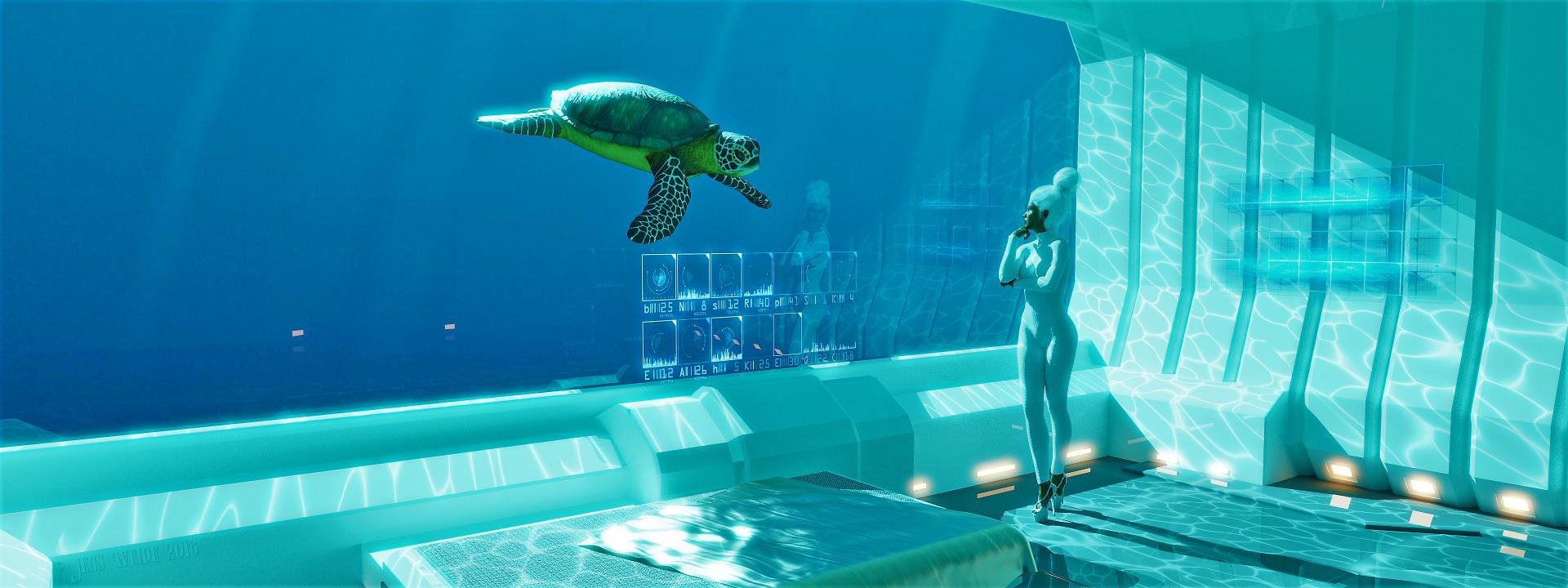 Aquatic 2 by JensDD